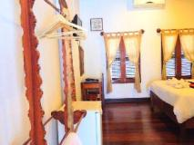 Luang Prabang Boutique House: guest room