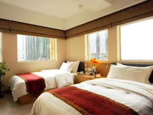 Apartment Kapok Hong Kong - City View Twin Bed