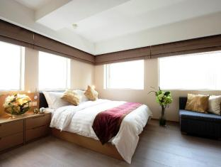 Apartment Kapok Hong Kong - City View Double Bed