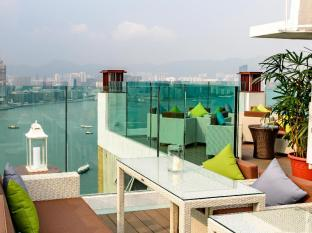 Apartment Kapok Hong Kong - Balcony/Terrace