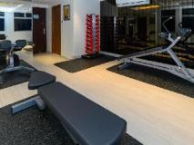 Apartment Kapok: fitness room