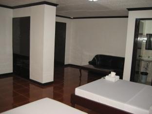 Crosswinds Ocean Hotel Manille - Chambre