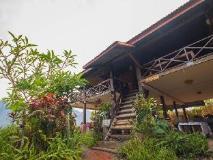 Champa Lao Bungalow: villa