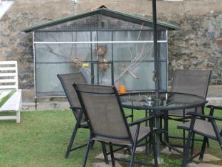 Anna Shanthi Villa Kandy - Garden