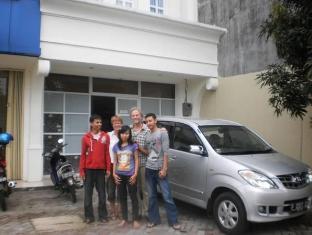 Hotel Wins Bogor - Tampilan Luar Hotel