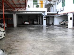 Super 8 Hotel Georgetown Pulau Pinang - Bahagian Luar Hotel