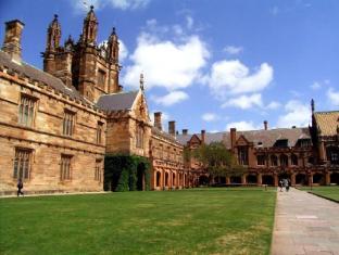 Golden Grove Hotel B&B Sydney - Surroundings - Sydney University