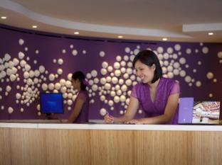 โรงแรมอังสนา ลากูนา ภูเก็ต ภูเก็ต - เคาน์เตอร์ต้อนรับ