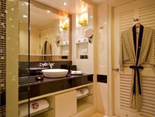 โรงแรมอังสนา ลากูนา ภูเก็ต ภูเก็ต - ห้องน้ำ