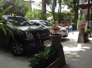 Sandy House Phuket - Car park