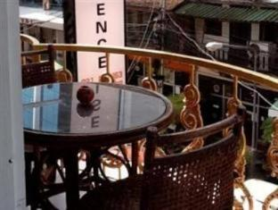 iHouse-New Hotel Vientiane - Balkon/Terras