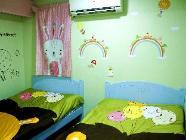 Сімейний номер (2 двоспальних ліжок)