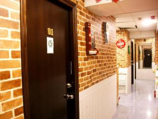 Ridor Guesthouse Hong Kong - Interno dell'Hotel