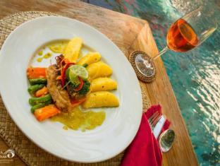 Rama Shinta Hotel Candidasa Bali - Jedzenie i napoje