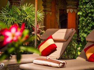 Rama Shinta Hotel Candidasa Bali - Piscina