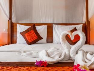 Rama Shinta Hotel Candidasa Bali - Konuk Odası