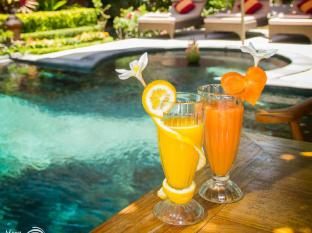 Rama Shinta Hotel Candidasa באלי - אוכל ומשקאות