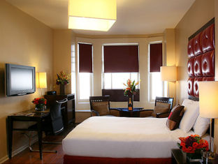 Hotel Belleclaire New York (NY) - Guest Room