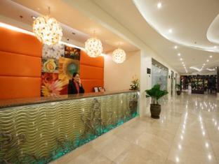Pamulinawen Hotel Laoag gebied - Receptie