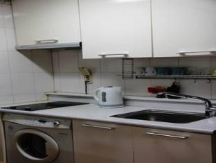 Daelim Residence Seoul - Kitchen