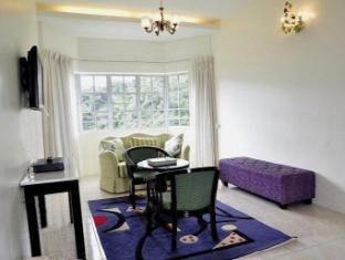Silverstar Apartment @ Greenhill Resort Cameron Highlands - Living Hall