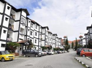Silverstar Apartment @ Greenhill Resort Cameron Highlands - Building Exterior