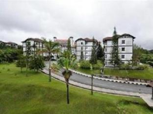 Silverstar Apartment @ Greenhill Resort Cameron Highlands - Exterior