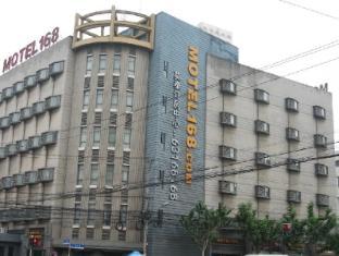 Motel 168 Shanghai Daning Int'l Business Center Hutai Road Branch