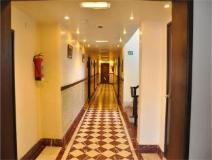 Hotel Satyam Residency: interior