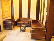 Hotel Satyam Residency: lobby