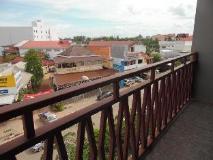 SNK Hotel: balcony/terrace