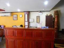 Phouang Champa Hotel: reception