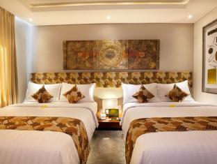 Jocs Boutique Hotel and Spa Bali - Deluxe Twin Queen Room