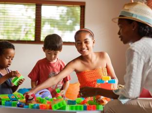 Kempinski Seychelles Resort Seychellerne - Børneklub