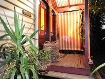 Gembrook Cottages: balcony/terrace