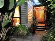 Gembrook Cottages: entrance
