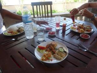 Anugerah Villas Amed بالي - المطعم