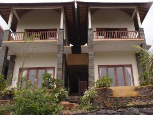 Anugerah Villas Amed Бали - Фасада на хотела