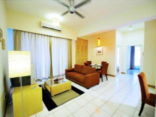 KamarSuites@ Seri Bukit Ceylon Kuala Lumpur - Living Room