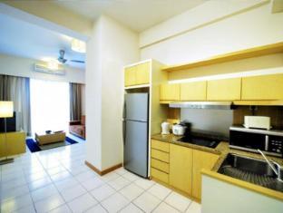 KamarSuites@ Seri Bukit Ceylon Kuala Lumpur - Kitchen Area