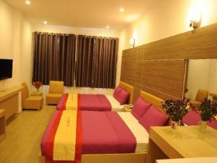 An Tam 2 Hotel Ho Chi Minas - Svečių kambarys