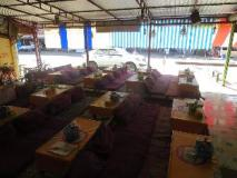 Vangvieng Guest House: restaurant