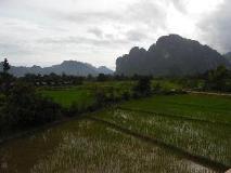 Bua Khao Guest House: view