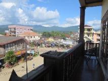 Sout Jai Guest House & Restaurant: view