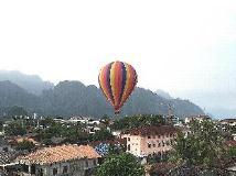 Savanh Vangvieng Hotel: view