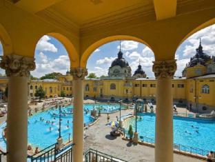 City Center Guesthouse Hotel Budapest - Szechenyi Thermal Bath