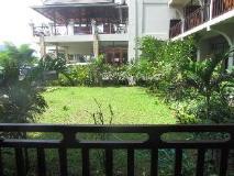Silver Naga Hotel: garden