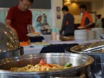 Silver Naga Hotel: buffet