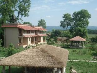 River Bank Inn Chitwan (distrikt)  - Utsiden av hotellet