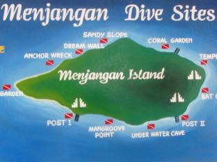 Badini Bungalows Pemuteran Bali - Menjangan Island Dive Spot